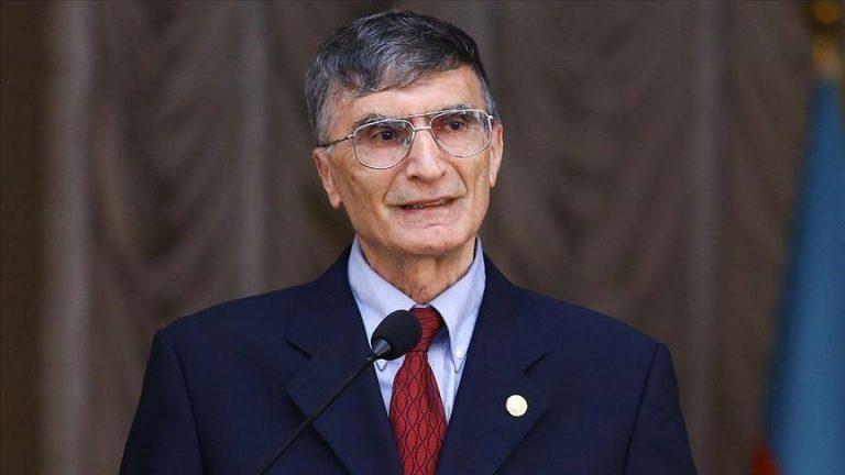 Nobel laureate Aziz Sancar advises public to get vaccinated