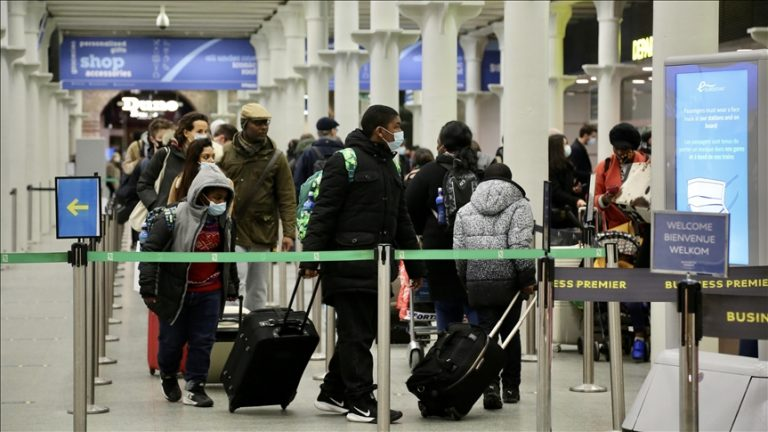 UK to hold emergency meeting amid travel, freight bans
