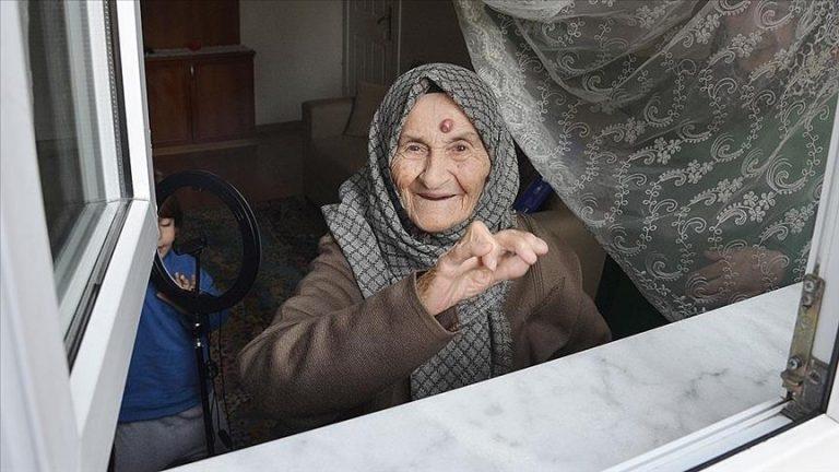 105-year-old woman beats COVID-19 in Turkey